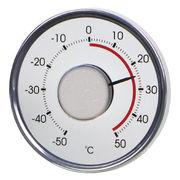 (サマーナウ)(熱中症対策の日)窓用室外温度計 TM-5609