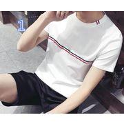 2018春夏★新作アパレル★半袖  Tシャツ★トップス★メンズ