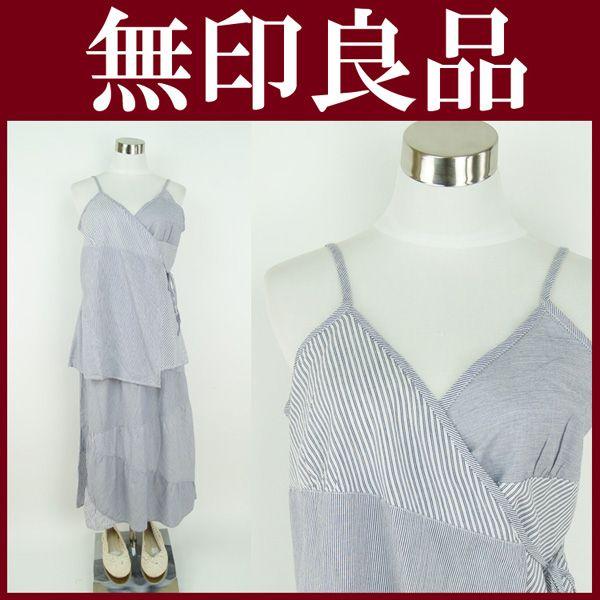 キャミ スカート 上下セット 無印良品 婦人服 レディース(K8604)