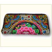 モン族刺繍財布1102013
