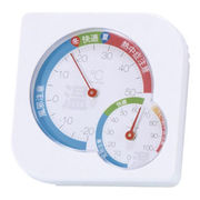 (低額ノベルティ)()ライフチェックメーター (温湿度計) 6023