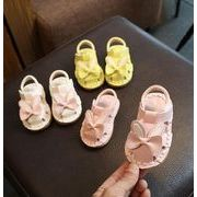 ★【子供靴】赤ちゃん 可愛いデザイン サンダル ウサギ 0-1歳 シューズ 女の子 ベビー