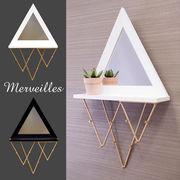 メルヴェイユ アクセサリーホルダー(triangle トライアングル)♪
