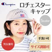 春夏 【Champion】ロチェスターキャップ 5color