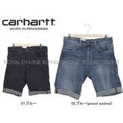 S) 【カーハート】 I016106 デニムショートパンツ スウェル ショーツ  全2色 メンズ