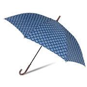 [65cm]傘 婦人傘 ジャンプ傘 レディース 大きいサイズ グラスファイバー