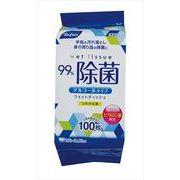 LD-103リファインアルコール除菌詰替100枚 【 ライフ堂 】 【 ウェットティッシュ 】
