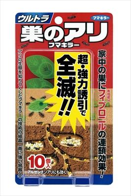 ウルトラ巣のアリフマキラー 【 フマキラー 】 【 殺虫剤・アリ 】