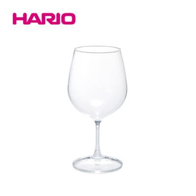 「公式」耐熱フレーバーグラス ラウンド 満水容量370ml HARIO(ハリオ)