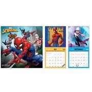 スパイダーマン  ウォールカレンダー
