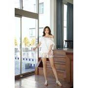 体型カバー ビキニ レース Tシャツ 花柄 ボタニカル ショートパンツ 4点セット 人気デザイン