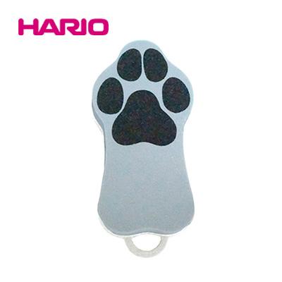 「公式」ペットのブラシ グルッテ ハード オフホワイト 3PTS-GRH-OW_HARIO(ハリオ)