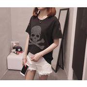 【大きいサイズXL-4XL】【春夏新作】ファッションTシャツ