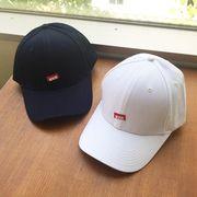 ▼MAGGIO▼【COOL&CUTE】大人気のマストハブキャップ☆ NYCボックスロゴ刺繍キャップ(帽子)