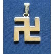 紋章卍字ペンダント