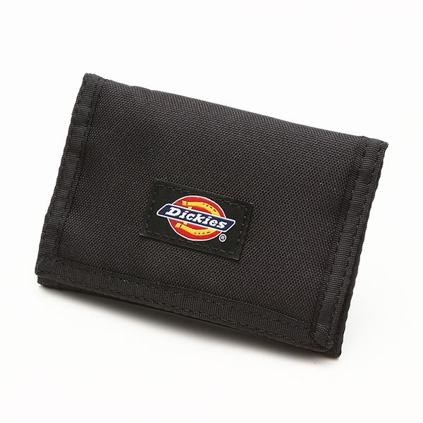 Dickies ディッキーズ ロゴパッチ・カジュアル三つ折り ナイロン財布 ワレット USA直輸入モデル