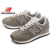 S) 【ニューバランス】 WL574EG スニーカー 靴 シューズ グレー レディース