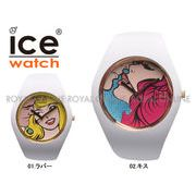 S) 【アイスウォッチ】 015265 腕時計 アイスラブ ICE LOVE 全2色 メンズ レディース