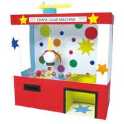 クレーンゲーム貯金箱 56962