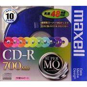 マクセル CDR700S.MIX1P10S* CDR700S.MIX1P10S 00021427
