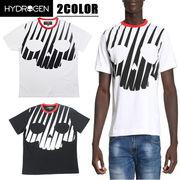 ※春夏物激安価格!※HYDROGEN ハイドロゲン サイバープリント Tシャツ<ラスト6点>