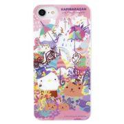 カピバラさん×ホラグチカヨ iPhone 8/7/6s/6 対応ハードケース フラワー MKH-04A