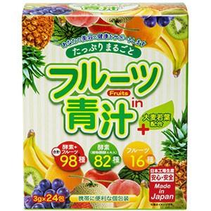 フルーツ青汁 箱/ケース 48入