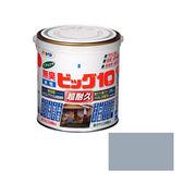 アサヒペン 水性ビッグ10多用途 224ブルーグレー 0.7L×5セット