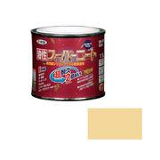 アサヒペン 油性スーパーコート 1/5L ベージュ×5セット