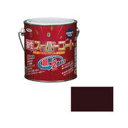 アサヒペン 油性スーパーコート 0.7L こげ茶×5セット