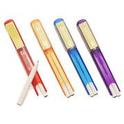 ボールペン★付箋付き2色ボールペン