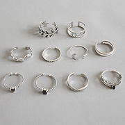シルバー 925 silver925 シルバーリング silver silverring sterling 指輪 ◆メール便対応可◆