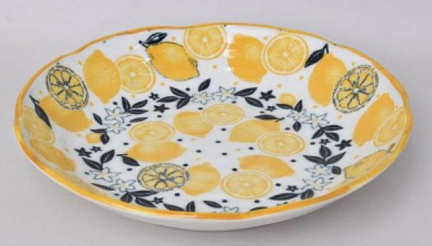 和風食器 レモン カレーボウル