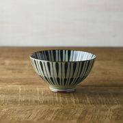 古染八重十草 11.5cm茶碗[美濃焼]