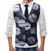 秋冬新作メンズワイシャツ フェイクレイヤード 大きいサイズ おしゃれ 結婚式 通勤通学