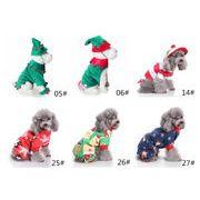 犬服 クリスマス 6種類 ペット服 ペットグッズ 変装 ハロウィン コスチューム コスプレ
