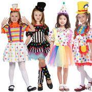子供ハロウィン衣装 仮装 ハロウィーン 4CLOUR キッズピエロコスプレ