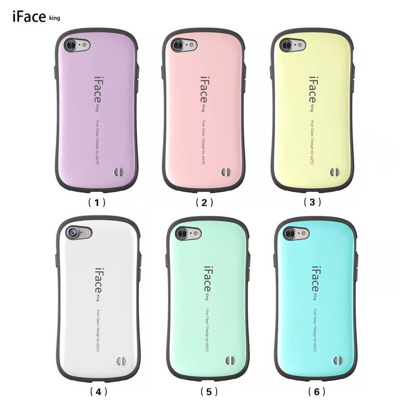 スマホケース iface king正規品   iphone8 iphoneSE  アイフォン11 PRO MAX ケース 耐衝撃在庫処理!!!