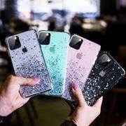 ラメ クリア iPhone11 iPhone11pro iPhone11proMAX ケース 人気
