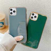 iPhone11 ケース pro MAX iPhoneX スマホケース シンプル 6カラー
