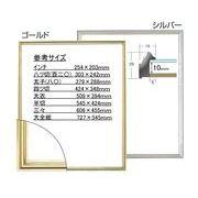 【額縁】5002アルミのデッサン額 大全紙サイズ(727×545mm)