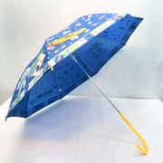 【雨傘】【ジュニア用】55cmトイストーリーポップスター柄ジャンプ傘