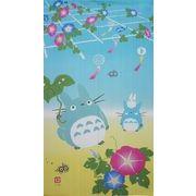 のれん ジブリ となりのトトロ「夏の色」150cm丈【日本製】 コスモ 目隠し