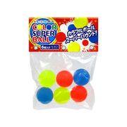 カラースーパーボール 2.5cm×6個