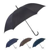 [65cm]傘 紳士 メンズ ジャンプ傘 耐風仕様
