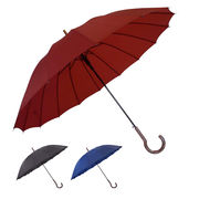 [58cm]傘 16本骨 婦人傘 紳士 レディース メンズ 和風傘