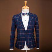 結婚式 スリーピーススーツ ビジネス フォーマル 2点セットスーツ 通勤 メンズファッション