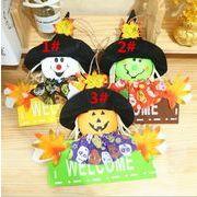 ハロウィン KTV 装飾をする かぼちゃ 稲作人 掛け物 祝日 パーティー 道具ドア