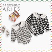 カバーオール 子供服 ベビー服 赤ちゃん 秋 長袖