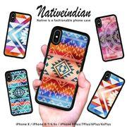 予約販売 iPhone ケース iPhone XS XSMax XR ケース スマホケース ネイティブ エスニック 西海岸